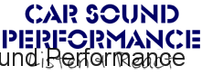 CSP Car Sound Performance Logo