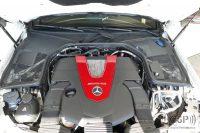 Mercedes C43 Motor
