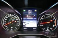 Mercedes C43 Tacho