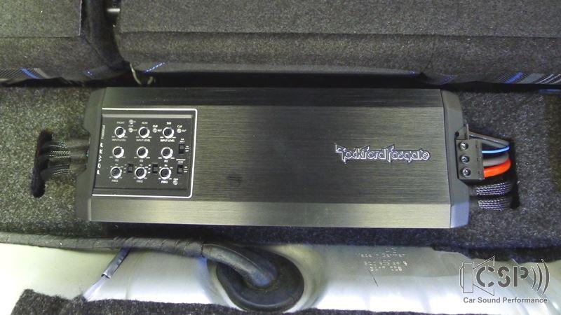 VW Golf 7 GTE Auto Sound System / Car Hifi Spezialist CSP